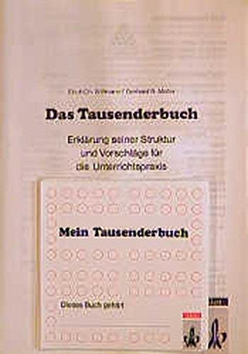 Das Zahlenbuch 3: Mein Tausenderbuch (10er-Pack) Klasse 3 (Programm Mathe 2000+)