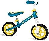 Stamp Running Bike Minions 2, Juventud Unisex, Azul, 10'