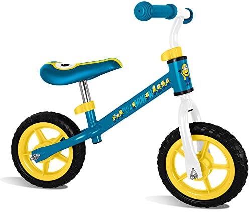 STAMP MI290006 Minions 2 - Bicicletta da corsa, colore: Giallo