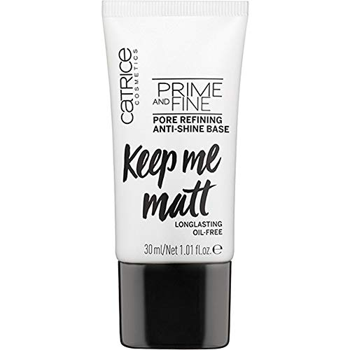 Catrice Prime And Fine Pore Refining Anti-Shine Base - 3er Pack