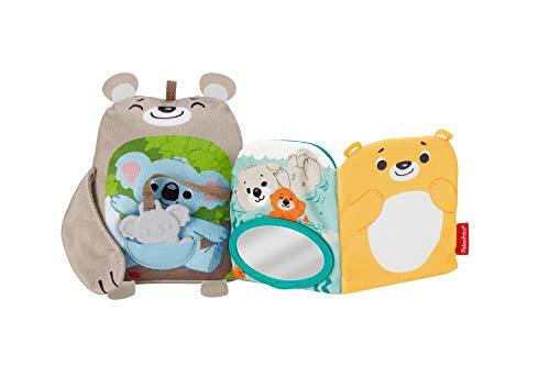Fisher-Price Libro de actividades juguete para bebé (Mattel GJD37)