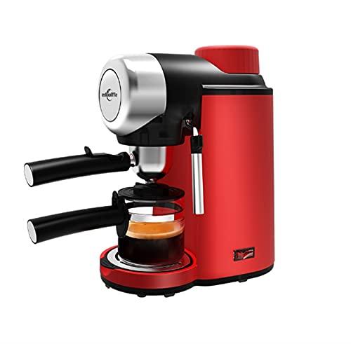 Półautomatyczna maszyna espresso 5 barów ze stali nierdzewnej do ekspresu do kawy domowej do użytku kawiarni domowej, dla mleka Latte Cappuccino Macchiato