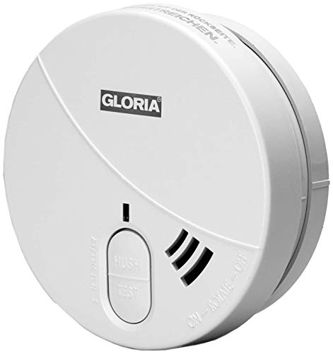 Gloria Rauchmelder R-5 mit Hush-Funktion (002518.6500)