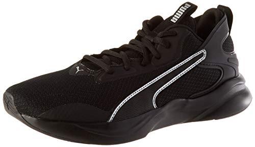PUMA Softride Rift Wn'S, Zapatillas para Correr de Carretera Mujer, Negro Black Black, 36 EU