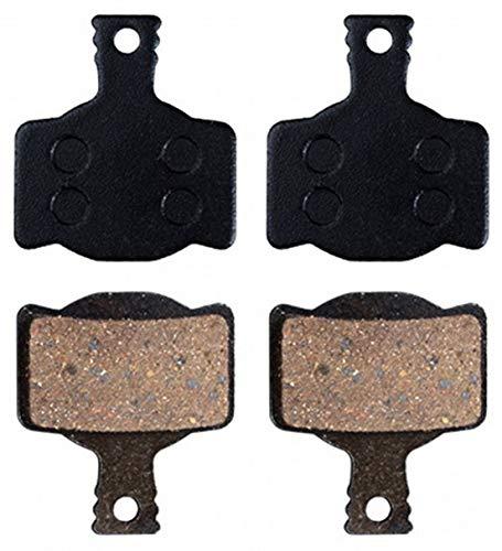 ARUNDEL SERVICES EU 2 Paires Magura VTT Plaquettes de Freins hydrauliques à Disque pour Magura MT2 MT4 MT6 MT8 DK-17 Les Plaquettes de Frein Pièces pour vélos Pads de Disque