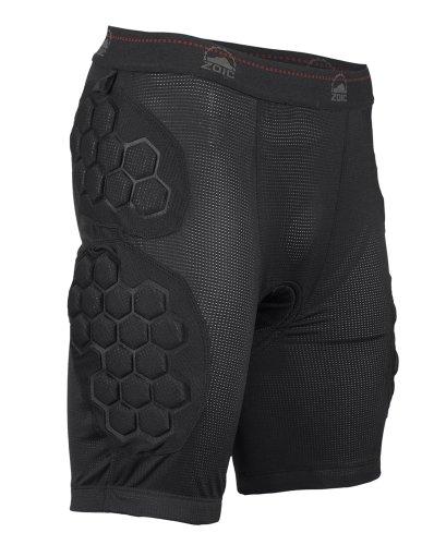 Zoic Men's Impact Liner Shorts, Black, XX-Large