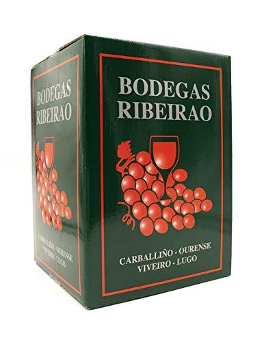 Box Albariño Cosechero 15 litros