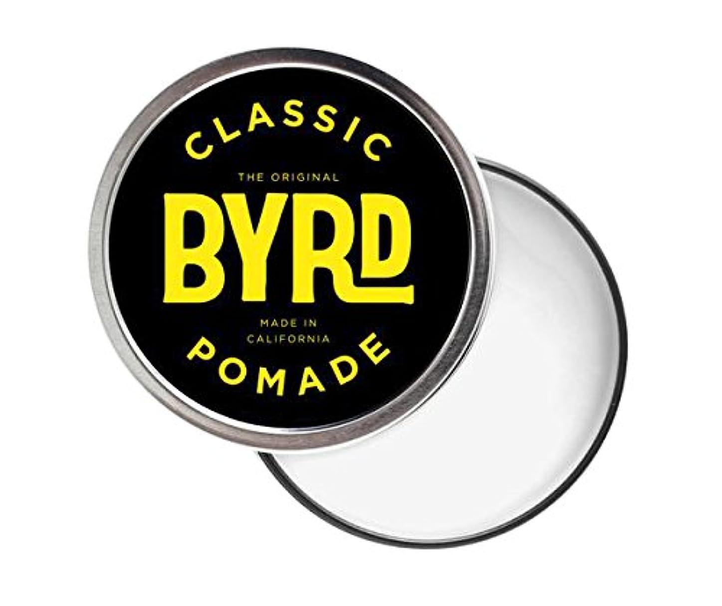 頬酸素交渉するBYRD(バード) クラシックポマード 42g
