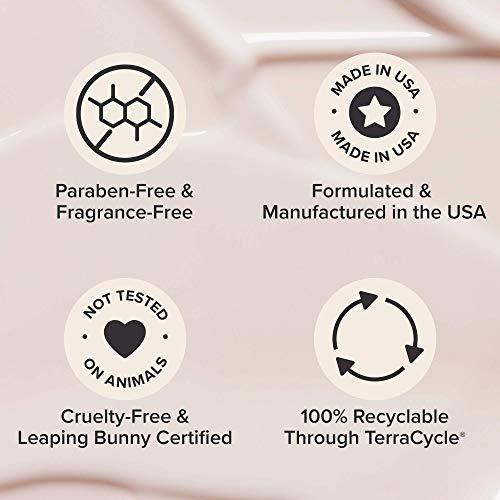 Paula's Choice Skin RecoVERY Loción hidratante diaria SPF 30 protector solar mineral, botella de 2 onzas protector solar hidratante para piel facial seca y sensible