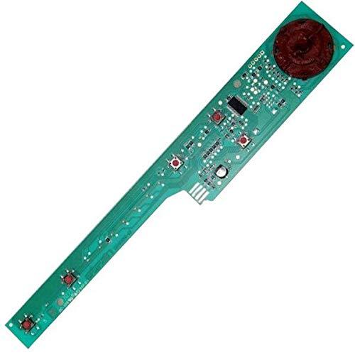 Module clavier de commande pour lave linge Candy 41041465