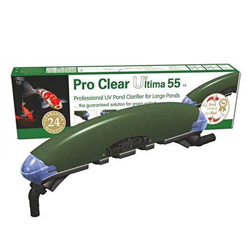 TMC Pro Clear Lampe UVC 55 W