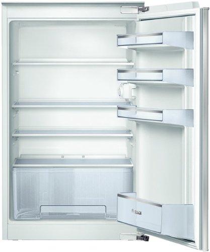 Bosch KIR18V51 Serie 2 Einbau-Kühlschrank / A+ / 88 cm Nischenhöhe / 122 kWh/Jahr / 150 L / MultiBox / SafetyGlass