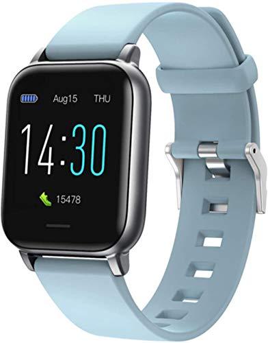 Reloj Inteligente de 1,3 Pulgadas Fitness Tracker Presión Arterial Monitoreo de Sueño Impermeable Smartwatch-Di