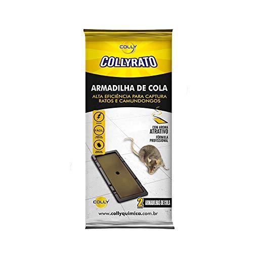 Armadilha Colly Cola para Ratos - 2 Unidades