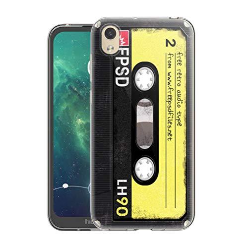 Yoedge Huawei Y5 2019 Hülle, Silikon Transparent TPU Gel Schutzhülle Handyhülle mit Muster Motiv Hülle Superdünn Stoßfest Handy Tasche Weiche Cover für Huawei Y5 2019 / Honor 8S 5,71