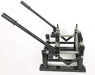 "2.48-7.87"" Hand-push Pipe Welder PE PPR PB PVDF HDPE Fusion Welding Machine"