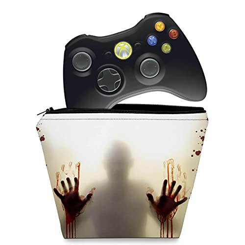 Capa Xbox 360 Controle Case - Fear The Walking Dead