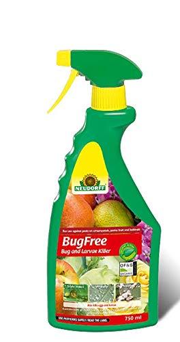 Neudorff BugFree Bug and Larvae Killer, 750 ml