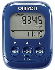 Omron Walking Style IV HJ-325-EB - Podómetro, contador de calorías, bolsillo, contador de pasos