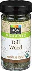 365 Everyday Value, Organic Dill Weed, 0.46 oz