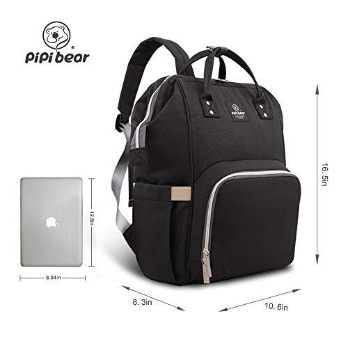 HEYIマザーズバッグ 軽量大容量多機能防水バックパック 人気 おしゃれ シンプルなレジャー