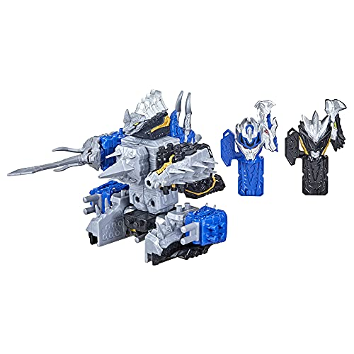 Power Rangers DNF Blue and Black Comb ZORDS