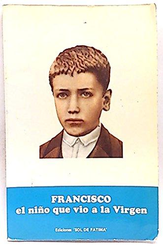 Francisco Martos el niño que vio a la virgen