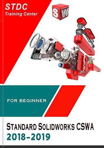 Standard Solidworks CSWA 2018 - 2019 program (English Edition)