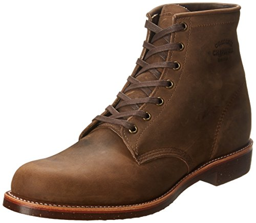 Original Chippewa Collection Men's 1901M29 6 Inch Service Utility Boot, Crazy Horse, 8.5 D US