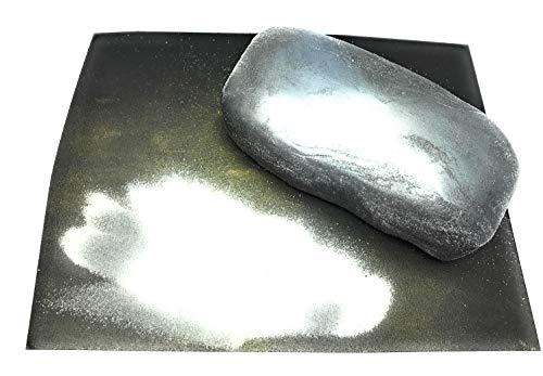 Lebensmittelfarbe Silber Silberstaub 5g