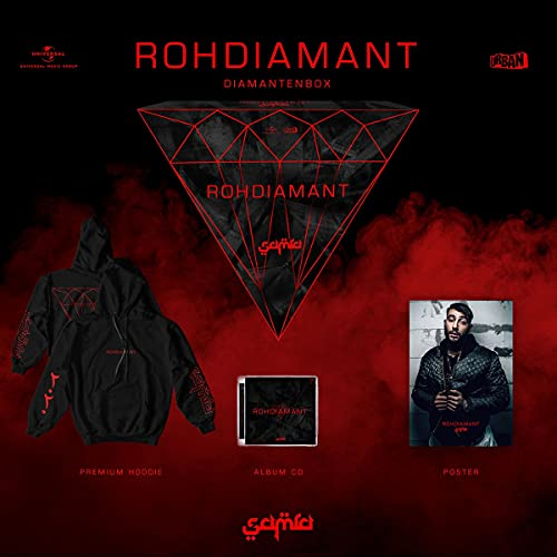 Rohdiamant (Ltd. Dlx. Box Gr. M)