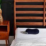Tempur-Pedic All-Purpose Pillow, Standard, Navy