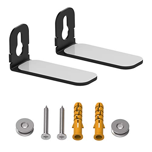 Lengthen Universal Soundbar Brackets Wall Mount Sound Bar Floating...