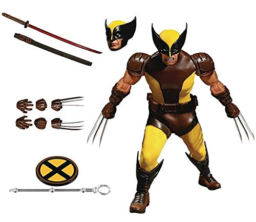 """Marvel One:12 Collective 6"""" Action Figure: Wolverine"""