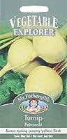 英国ミスターフォザーギルズシード&ジョンソンシード Vegetables Explorer ベジタブル・エキスプローラー Turnip Petrowski ターニップ・ペトロワスキィ