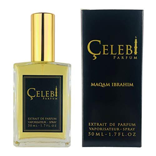 Celebi Parfum Maqam Ibrahim Extrait de Parfum 30% Unisex Spray 50 ml