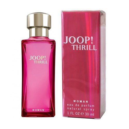 Joop! Thrill femme/woman, Eau de Parfum, Vaporisateur / Spray, 1er Pack (1 x 30 ml)