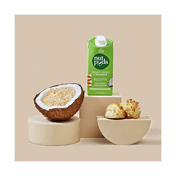 Nut Pods Coconut And Macaroon Creamer