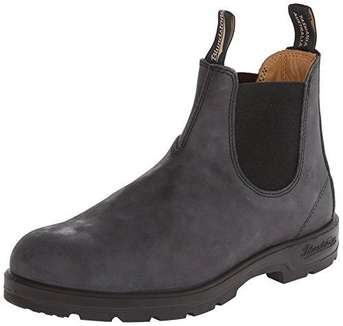 Blundstone Comfort Boot Stiefelletten/Boots Herren Grau - 38 - Boots Shoes