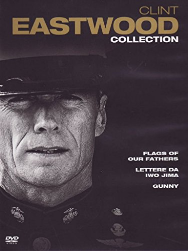 Clint Eastwood collection - Flags of our fathers + Letters from Ivo Jima + Gunny [3 DVDs] [IT Import]