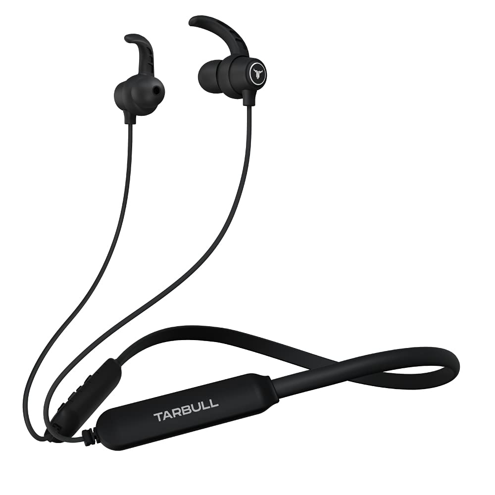 Tarbull Musicmate 410 Bluetooth Neckband Features Detail
