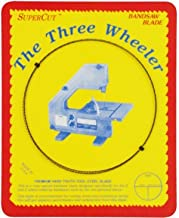 SuperCut B80W38R14 Three Wheeler Bandsaw Blades, 80