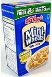 Kelloggs Bite Size Mini-Wheats Unfrosted (Box) (70 Pieces) [Misc.]