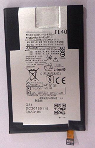 FINDX 100% Motorola XT1562 FL40 3630 mAh Battery for Motorola Moto X Play