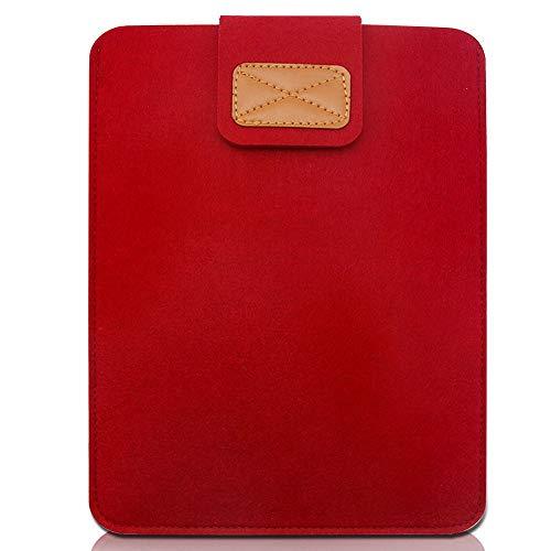 GHC PAD Fundas & Covers Para iPad Air MI-NI 10 pulgadas, bolsa de fieltro de fieltro de la bolsa de la bolsa de la bolsa de la bolsa de la placa de la tableta de la tableta PC con la bolsa de manga po