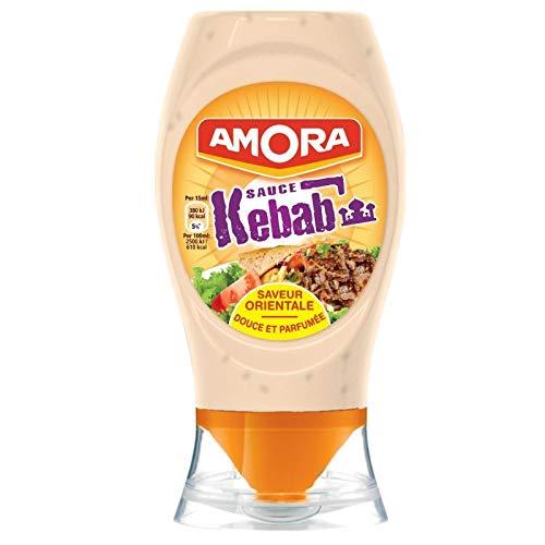 Amora Kebab Sauce Süß und duftend © E 256G (Set 5)
