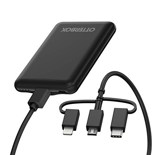 OtterBox Pack Batería Externe 5 000 MAh USB A & Micro USB...