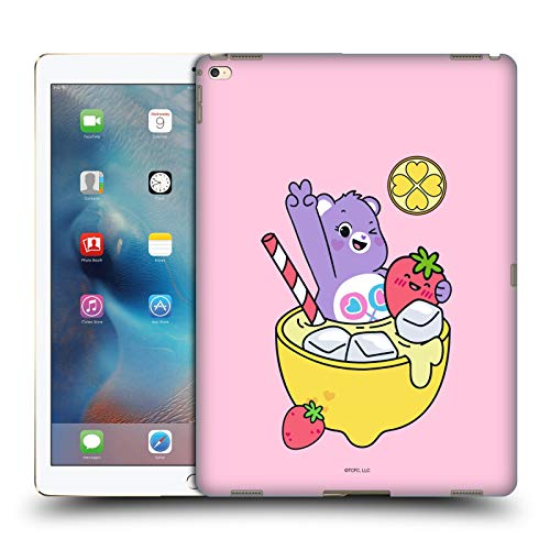 Official Care Bears Funshine Ice Cream Sweet And Savory Hard Back Case Compatible for Apple iPad Pro 12.9 (2015)