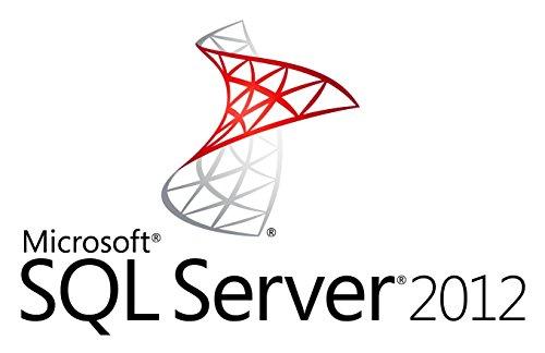 Microsoft SQL Server 2012 Standard OEM (Produktkey ohne Datenträger per E-Mail)
