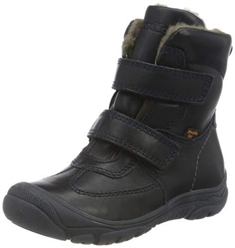 Froddo G3110168 Boys Fashion Boot, Dark Blue, 34 EU